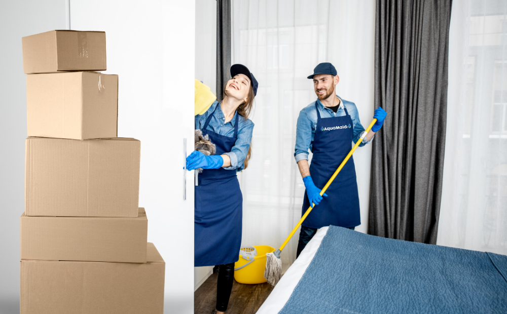 Calling All Real Estate Investors, Property Managers, Property Developers... Move-In Move-Out Cleaning Services.